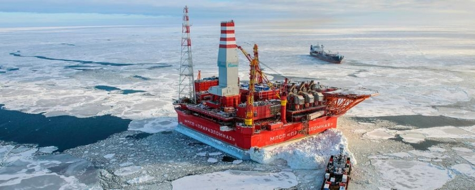 How oil is produced in the Arctic